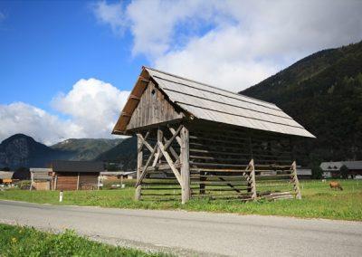 Arhitektura Gorenjskih vasi