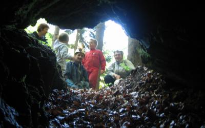 Spoznavanje kraškega sveta na pobočju Rovnika –  pohod od jame do jame, 28.8.2020