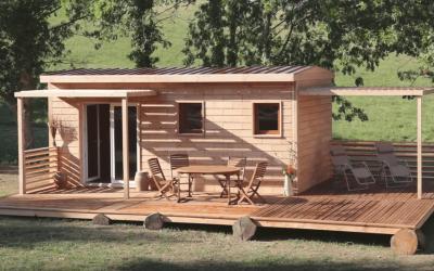 Inovativne lesene konstrukcije, Kranj, 8.9.2020