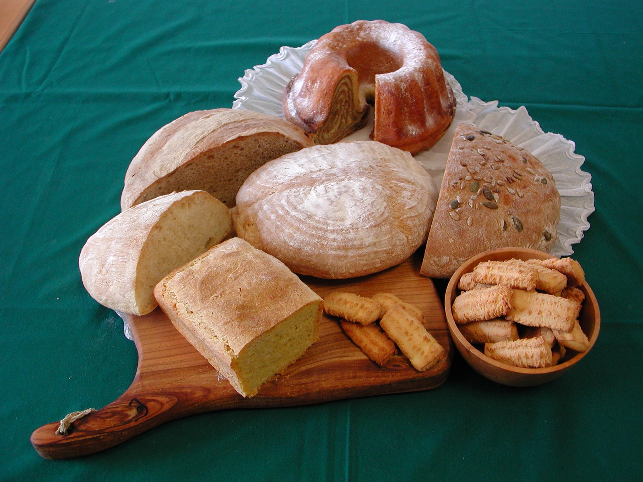 """Ko po kruhu zadiši – v """"pekarni pri Kranjskem vodnjaku"""""""