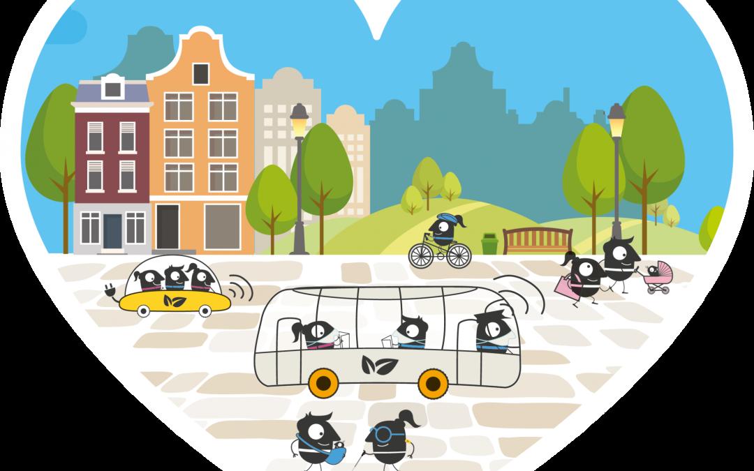 Evropski teden mobilnosti 2021 v Občini Naklo-program